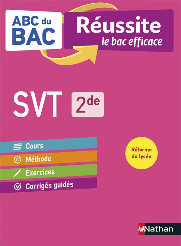 ABC REUSSITE SVT 2DE