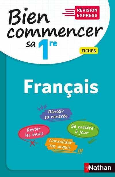 BIEN COMMENCER SA 1RE  -  FRANCAIS (EDITION 2020)