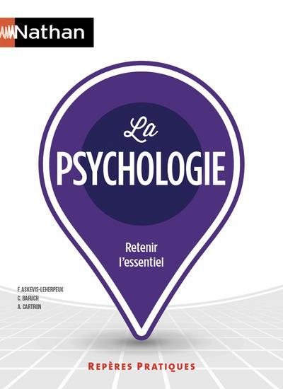 LA PSYCHOLOGIE (EDITION 2016)