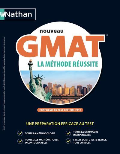 NOUVEAU GMAT - GRADUATE MANAGEMENT ADMISSIO N TEST - (LIVRE) - 2018
