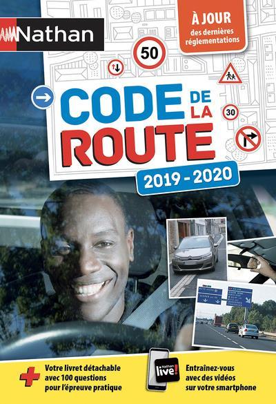 CODE DE LA ROUTE 20192020 - (JUIN 2019) LEMAIRE THIERRY CLE INTERNAT