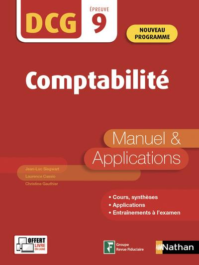 GAUTHIER, CHRISTINE  - DCG  -  EPREUVE 9  -  COMPATIBILITE (EDITION 2019)