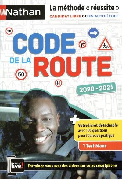 CODE DE LA ROUTE (EDITION 20202021) ORVAL/CLAVEL CLE INTERNAT