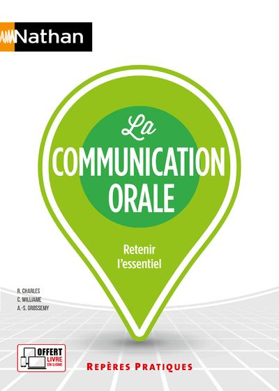 LA COMMUNICATION ORALE (EDITION 2020) COLLECTIF CLE INTERNAT