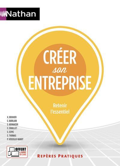 CREER SON ENTREPRISE (EDITION 2020) COLLECTIF CLE INTERNAT