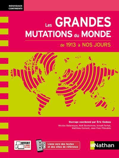LES GRANDES MUTATIONS DU MONDE AU XXE SIECLE (EDITION 2021)  COLLECTIF CLE INTERNAT