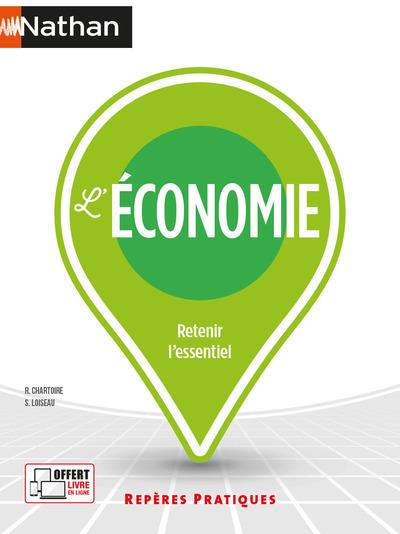 L'ECONOMIE - REPERES PRATIQUES N 14 2021 - VOL14 CHARTOIRE, RENAUD  CLE INTERNAT