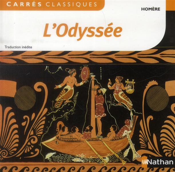 L-ODYSSEE - HOMERE - 1