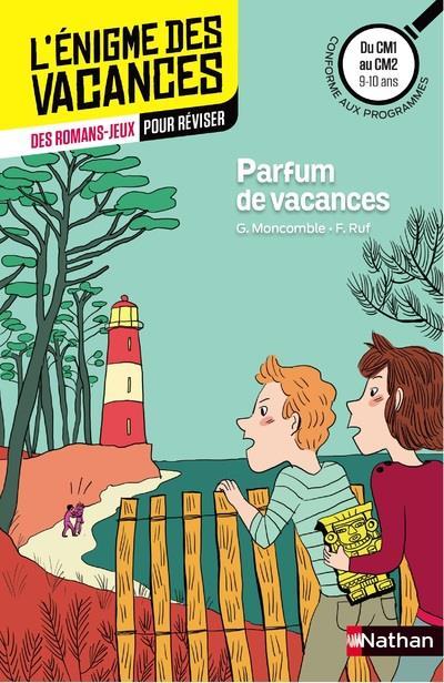 L-ENIGME DES VACANCES - DU CM1 MONCOMBLE/RUF/ARNOUX NATHAN
