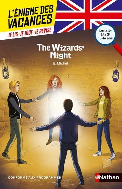THE WIZARDS NIGHT 4E-3E ANGLAI MICHEL/ROUVIN NATHAN