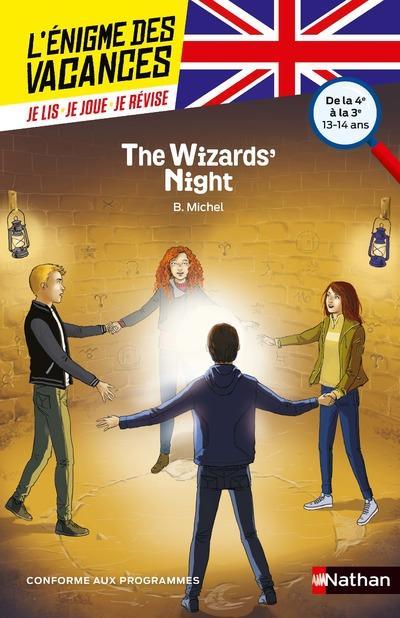 THE WIZARDS NIGHT 4E-3E ANGLAI MICHEL/ROUVIN NATHAN