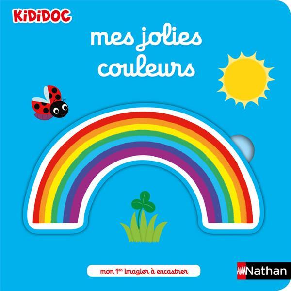 MES JOLIES COULEURS CHOUX, NATHALIE CLE INTERNAT