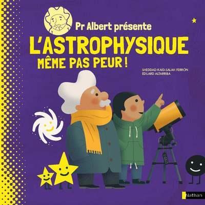 PROFESSEUR ALBERT PRESENTE L'ASTROPHYSIQUE KAID-SALAH FERRON CLE INTERNAT