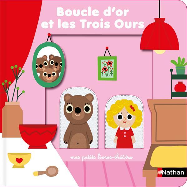BOUCLE-D'OR BILLET MARION CLE INTERNAT