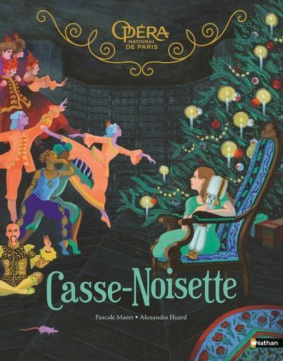 CASSE-NOISETTE : GRAND ALBUM DU BALLET