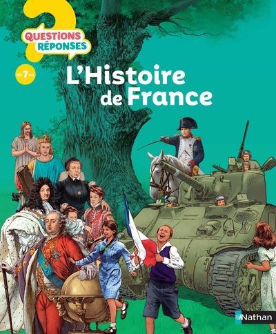 L'HISTOIRE DE FRANCE - VOL40  COLLECTIF CLE INTERNAT