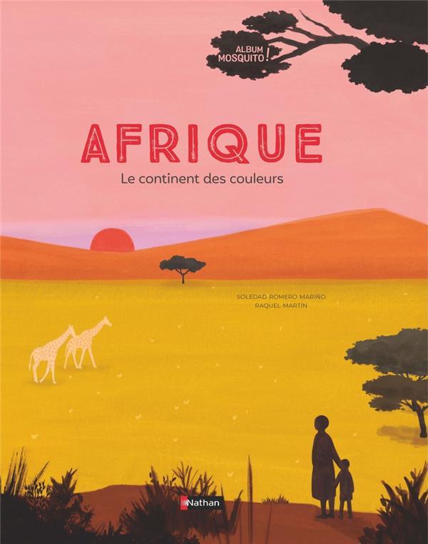 L'AFRIQUE  COLLECTIF CLE INTERNAT