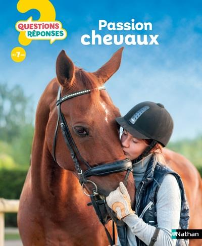 QUESTIONS REPONSES 7+  -  PASSION CHEVAUX