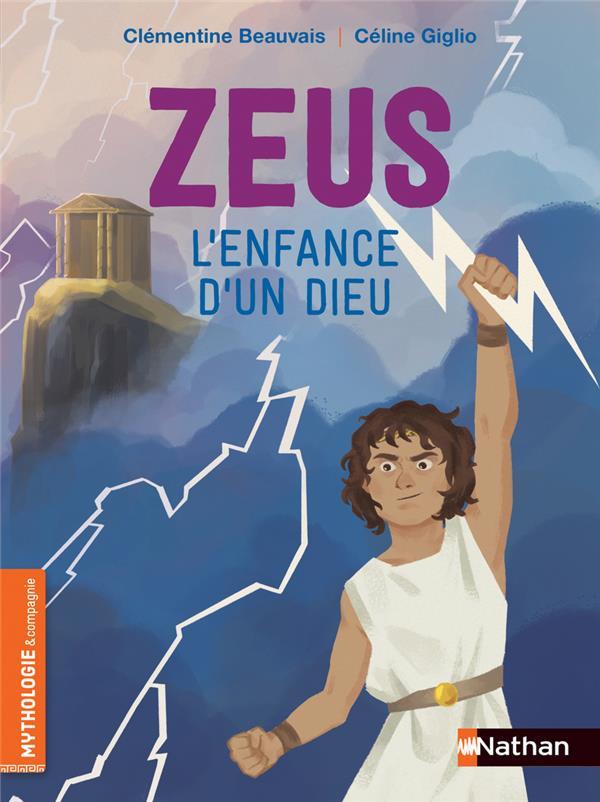 ZEUS, L'ENFANCE D'UN DIEU BEAUVAIS/GIGLIO CLE INTERNAT