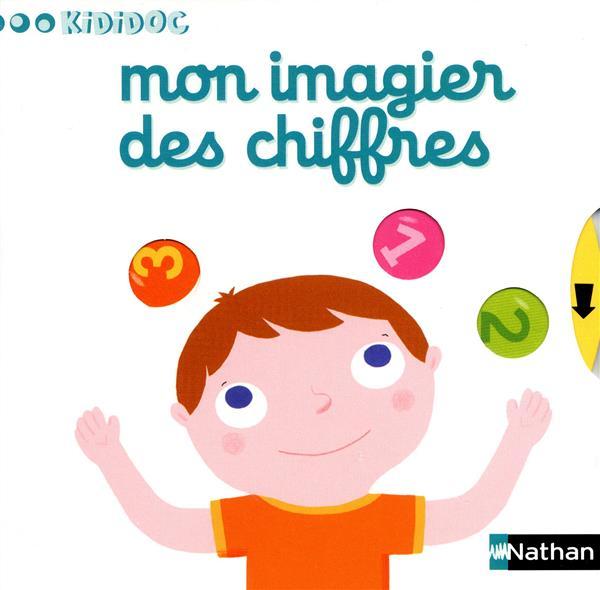 N12 - MON IMAGIER DES CHIFFRES CHOUX NATHALIE NATHAN