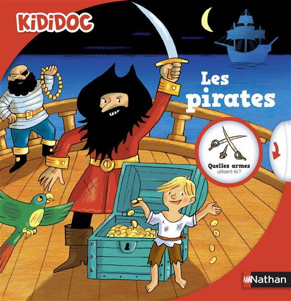 PIRATES - VOL02 Saillard Rémi Nathan Jeunesse