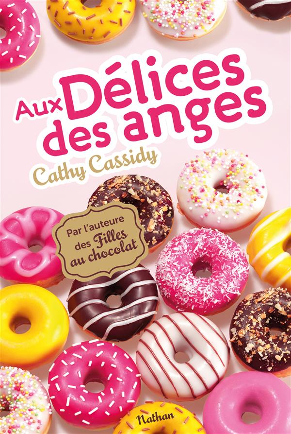 AUX DELICES DES ANGES CASSIDY CATHY Nathan Jeunesse