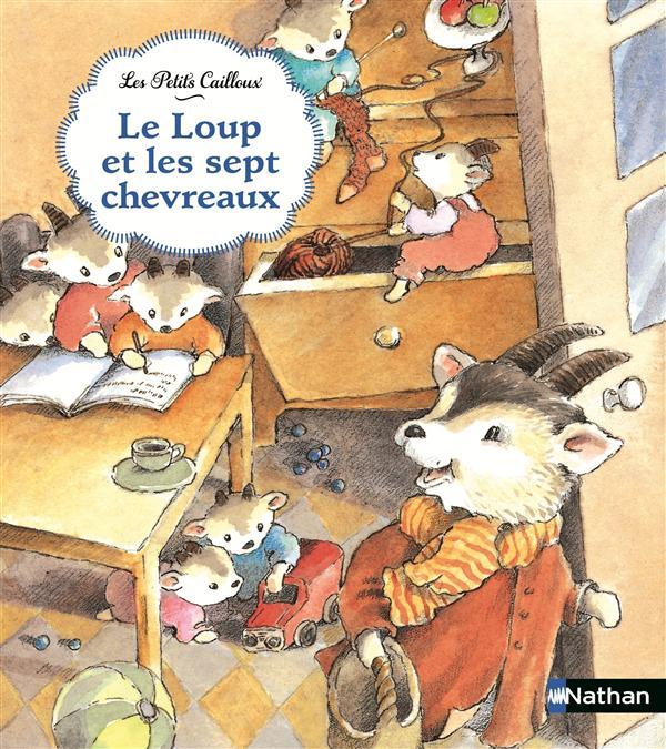 LE LOUP ET LES SEPTS CHEVREAUX