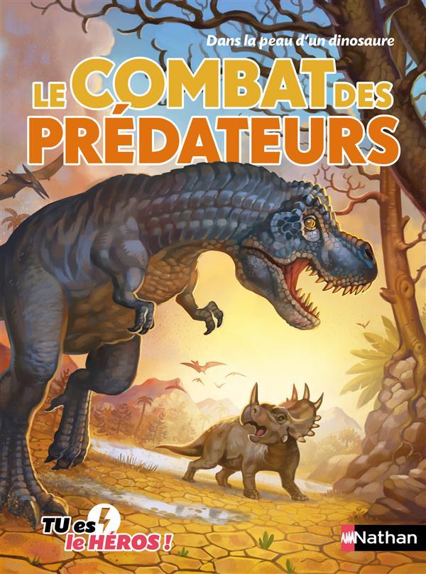 Le combat des prédateurs