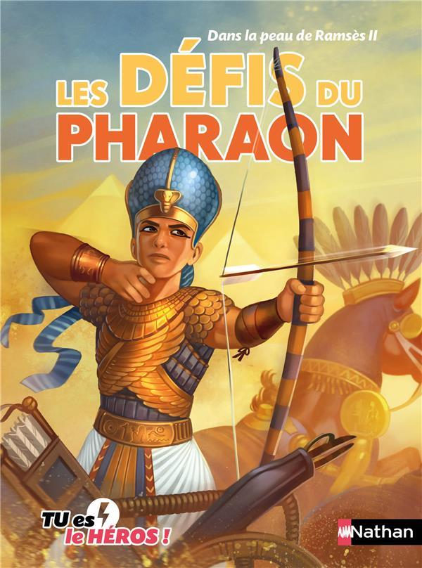 Les défis de pharaon