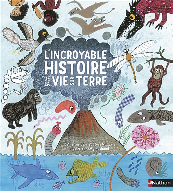L-INCROYABLE HISTOIRE DE LA VI BARR/WILLIAMS NATHAN