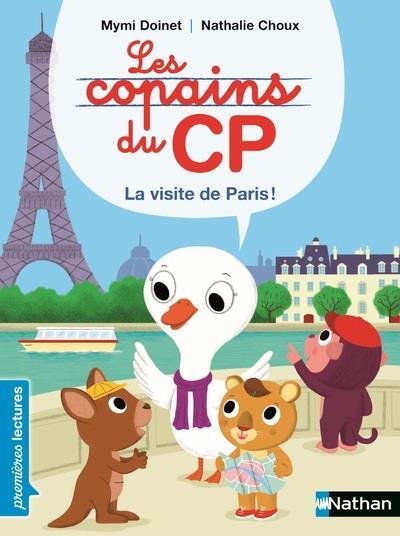 LES COPAINS DU CP VISITONS PARIS ! COLLECTIF CLE INTERNAT