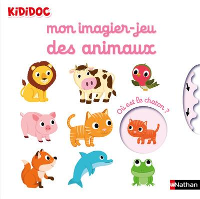 MON IMAGIER-JEU DES ANIMAUX CHOUX NATHALIE CLE INTERNAT
