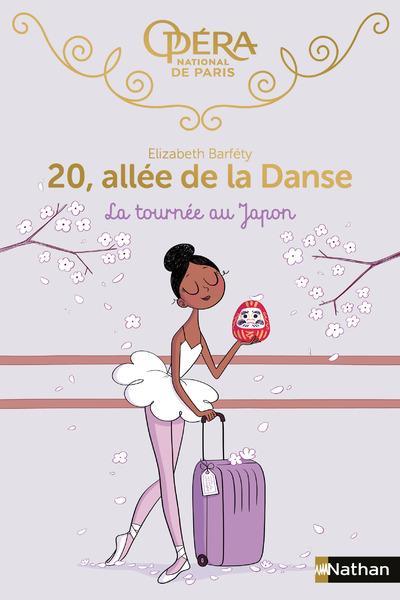 20 ALLEE DE LA DANSE T.7  -  TOURNEE AU JAPON