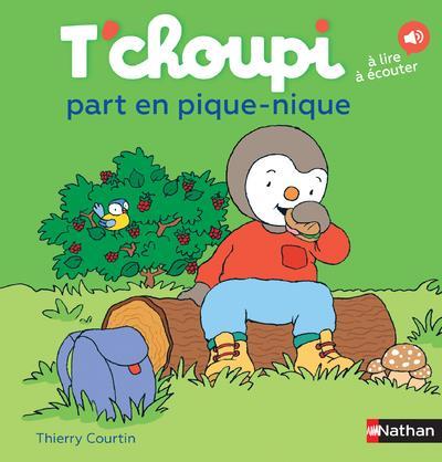 T'CHOUPI PART EN PIQUE-NIQUE - VOLUME 19 Courtin Thierry Nathan Jeunesse