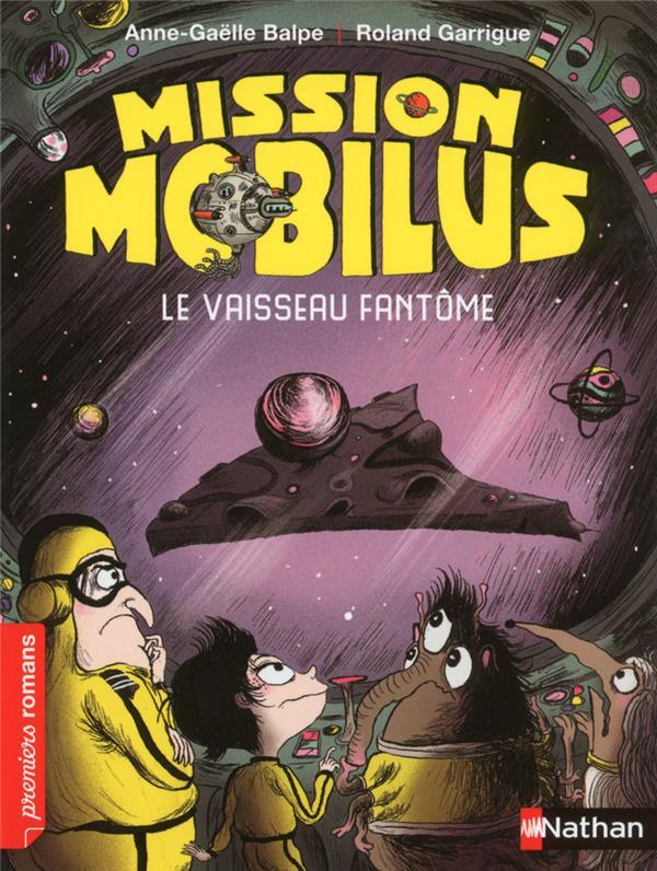 MISSION MOBILUS : LE VAISSEAU FANTOME COLLECTIF CLE INTERNAT