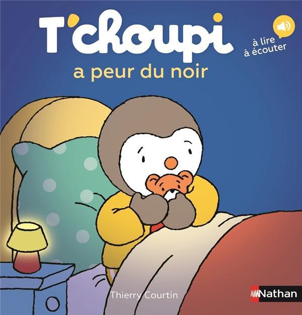 T-CHOUPI A PEUR DU NOIR