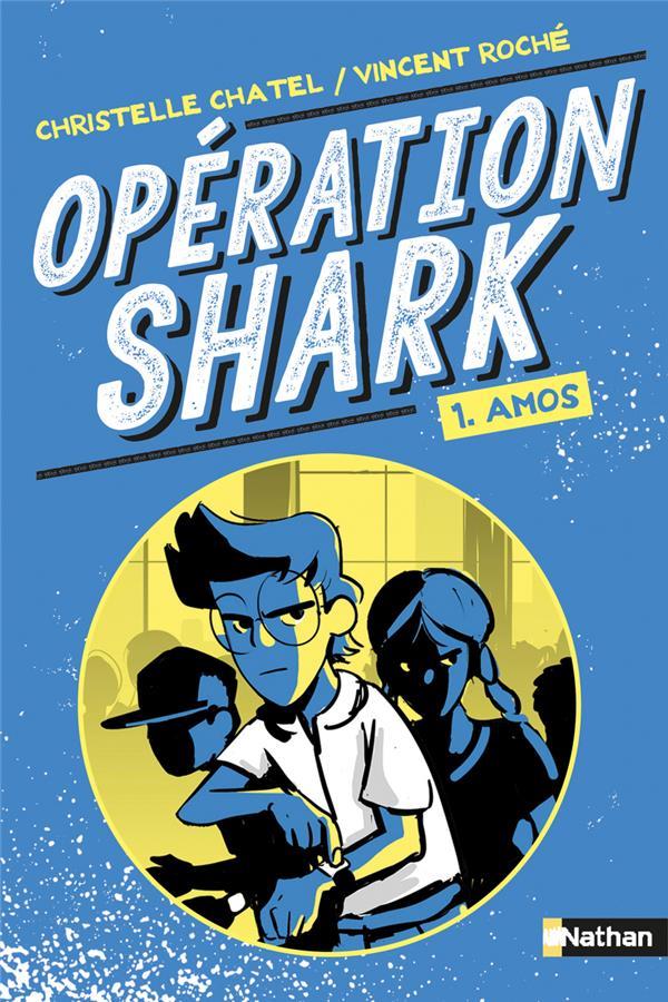 OPERATION SHARK T.1  -  AMOS