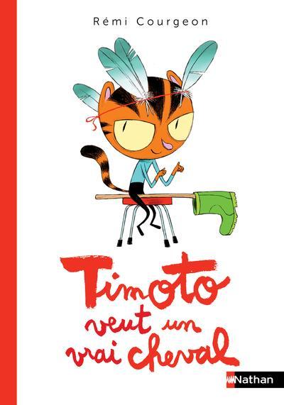 TIMOTO VEUT UN VRAI CHEVAL