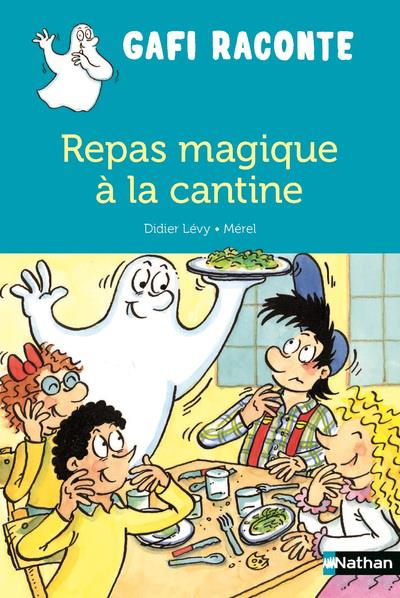 REPAS MAGIQUE A LA CANTINE  CLE INTERNAT