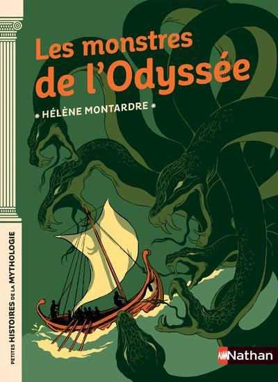 LES MONSTRES DE L-ODYSSEE MONTARDRE/PENA CLE INTERNAT