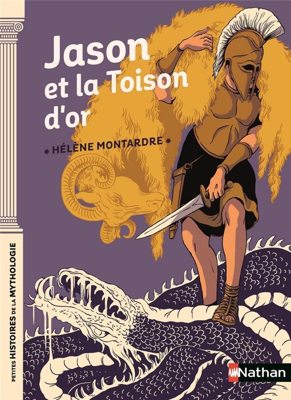 JASON ET LA TOISON D'OR MONTARDRE HELENE CLE INTERNAT