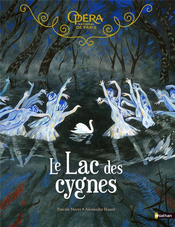 GRAND ALBUM DU BALLET - LE LAC DES CYGNES