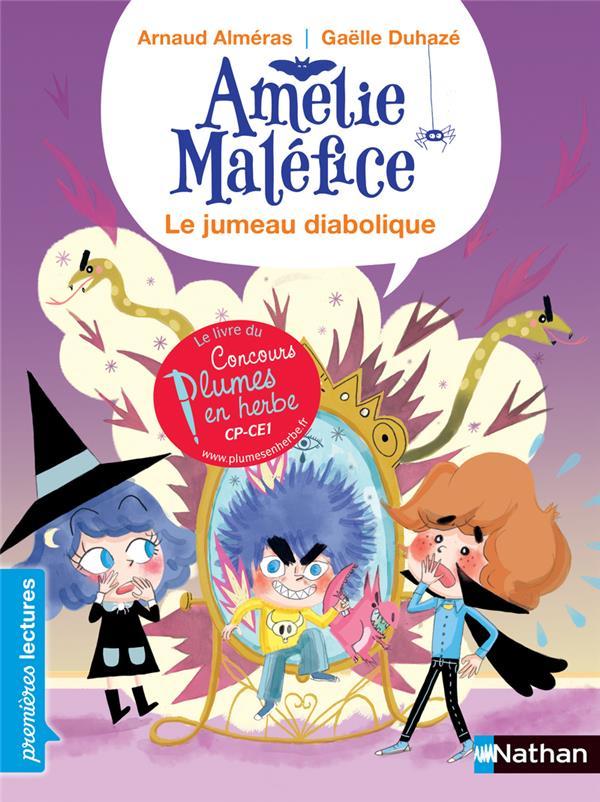 AMELIE MALEFICE  -  LE JUMEAU DIABOLIQUE