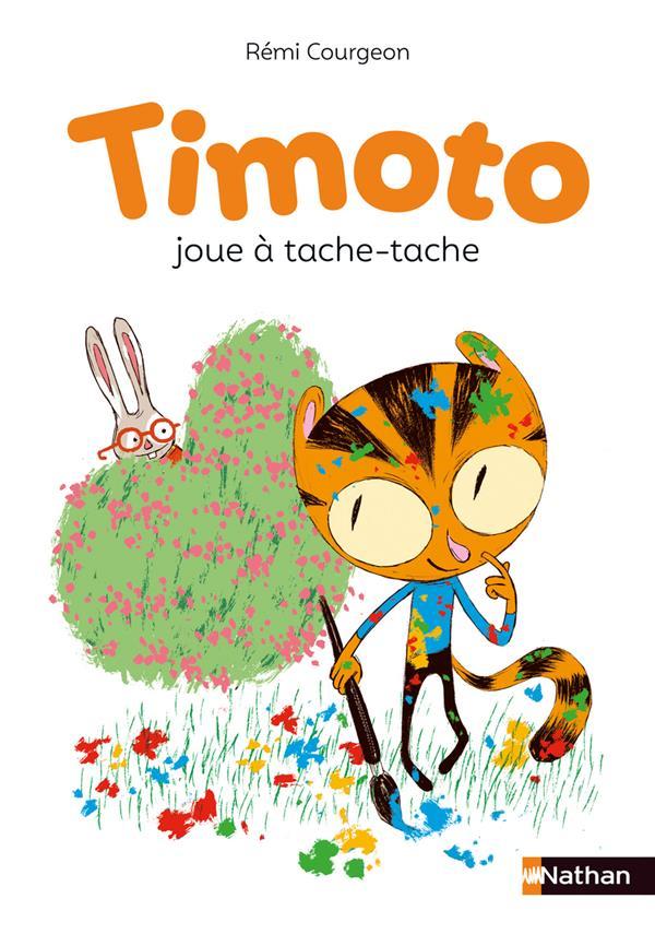 TIMOTO JOUE A TACHE TACHE