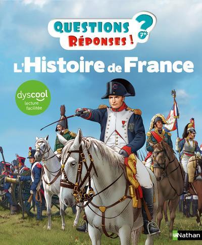 HISTOIRE DE FRANCE - DYSCOOL