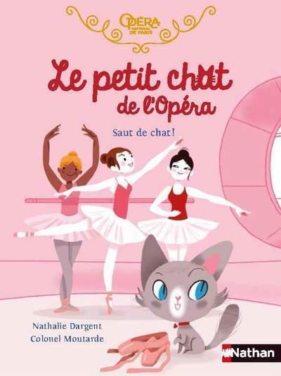 LE PETIT CHAT DE L'OPERA : SAUT DE CHAT !