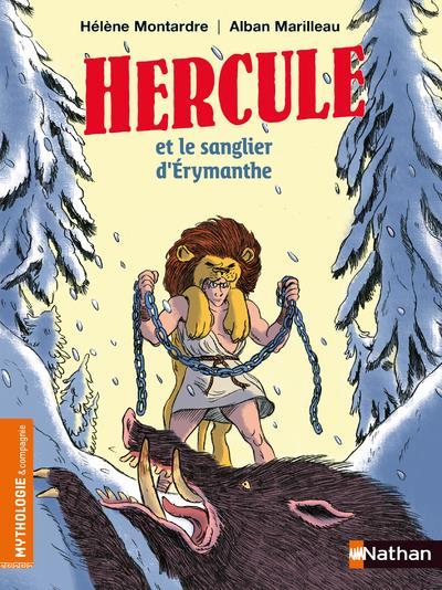 HERCULE ET LE SANGLIER D'ERYMANTHE MONTARDRE/MARILLEAU CLE INTERNAT