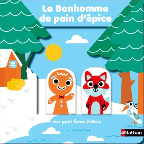 LE BONHOMME DE PAIN D'EPICES BILLET MARION CLE INTERNAT