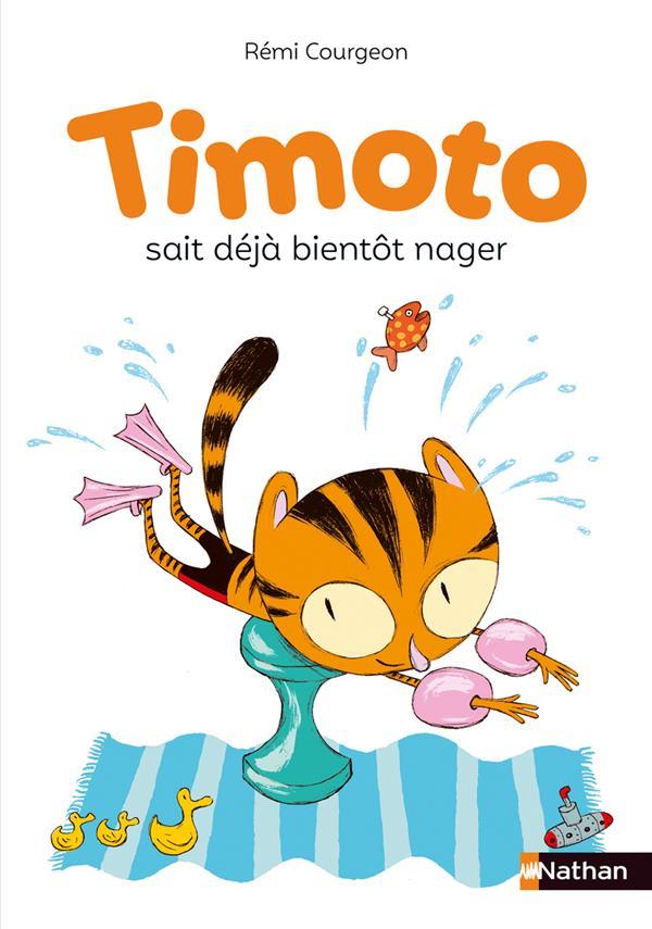 TIMOTO SAIT DEJA BIENTOT NAGER COURGEON, REMI CLE INTERNAT