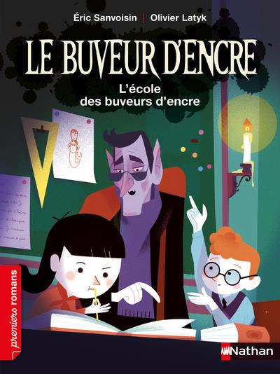 LE BUVEUR D'ENCRE  -  L'ECOLE DES BUVEURS D'ENCRE